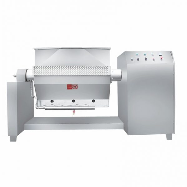 Automatic Gas Heating Horizontal Cooking Kettle