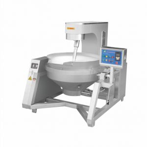 Automatic Gas Heating Jacketed Cooking Mixer
