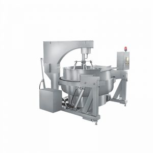 Automatic Muti-agitators Cooking Mixer
