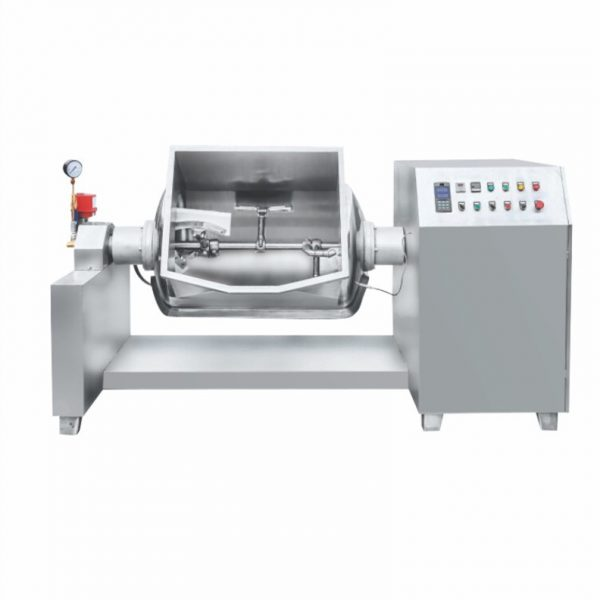 Automatic Steam Heating Horizontal Cooking Kettle