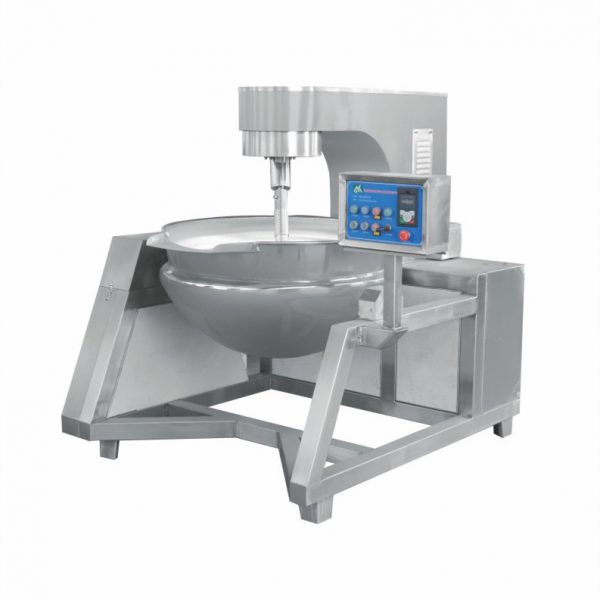Automatic Steam Heating Jacketed Cooking Mixer