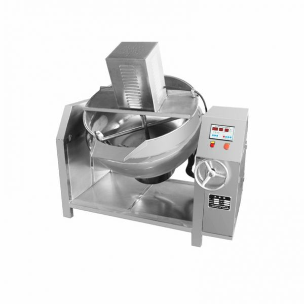 Manual Tilted Jacketed Cooking Mixer