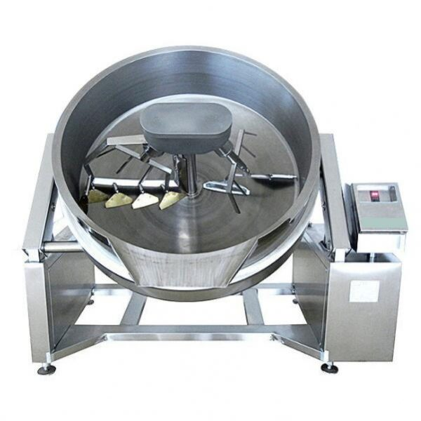 bottom driven planetary cooking mixer